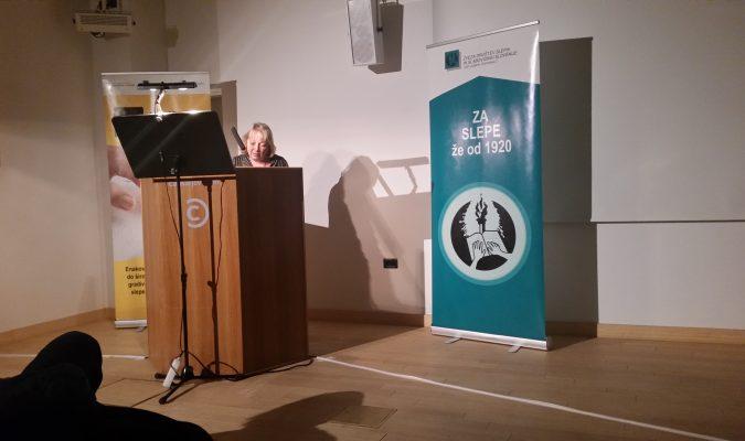 Fotografia dell'evento a Lubiana