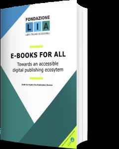 Copertina di Ebooks for all