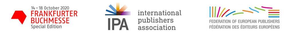 Loghi di Frankfurter Buchmesse, IPA e FEP