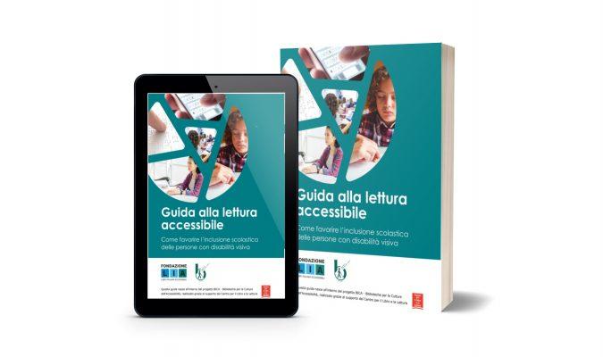 Copertina della Guida alla lettura accessibile