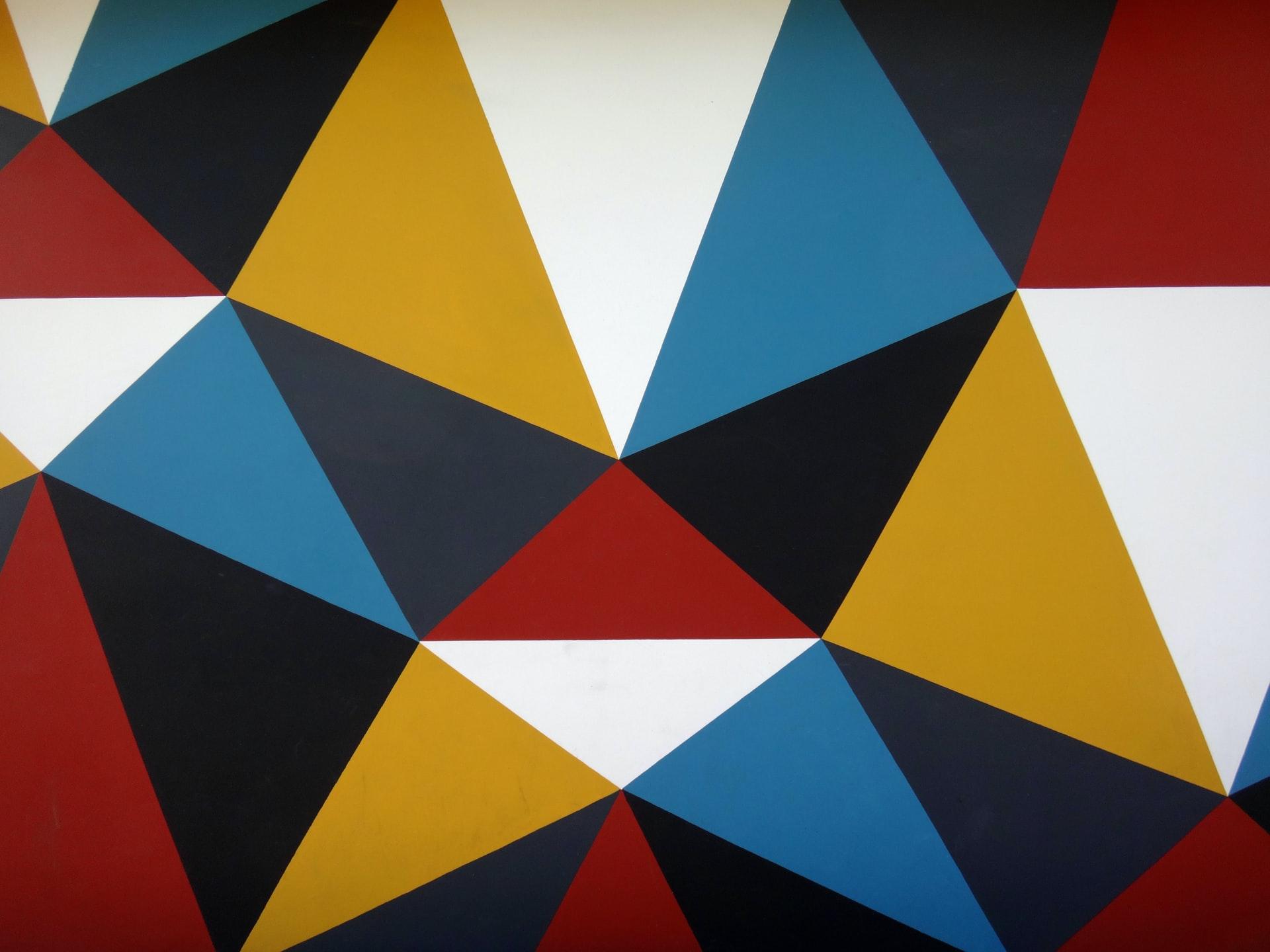 Pattern colorato