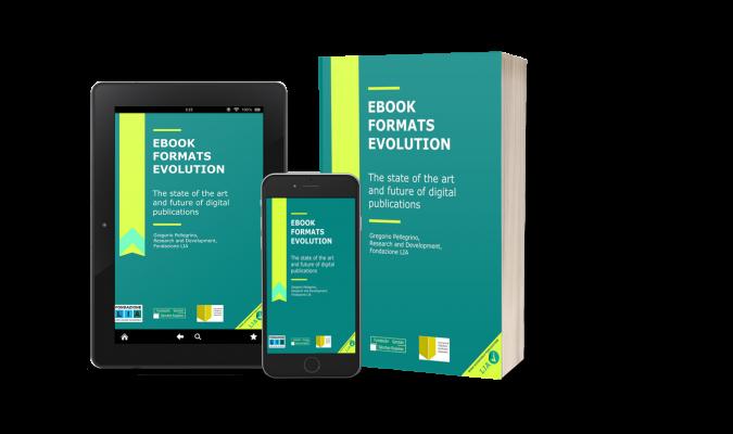 Cover di ebook formats evolution