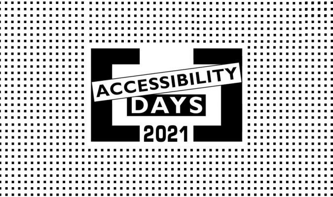 Logo degli Accessibility Days