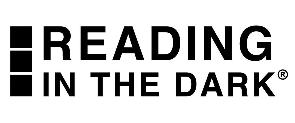Reading in the dark logo